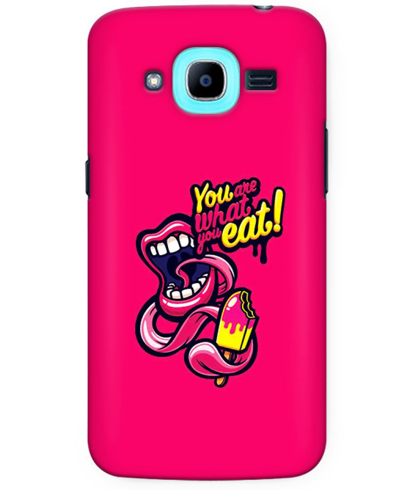 Samsung Galaxy J2 (2016) Printed Cover By CRAZYINK