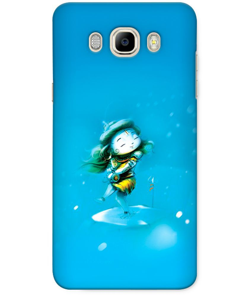 Samsung Galaxy J5 (2016) Printed Cover By CRAZYINK