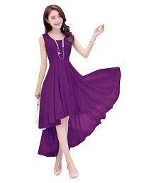 Royal Fashion Georgette Dresses