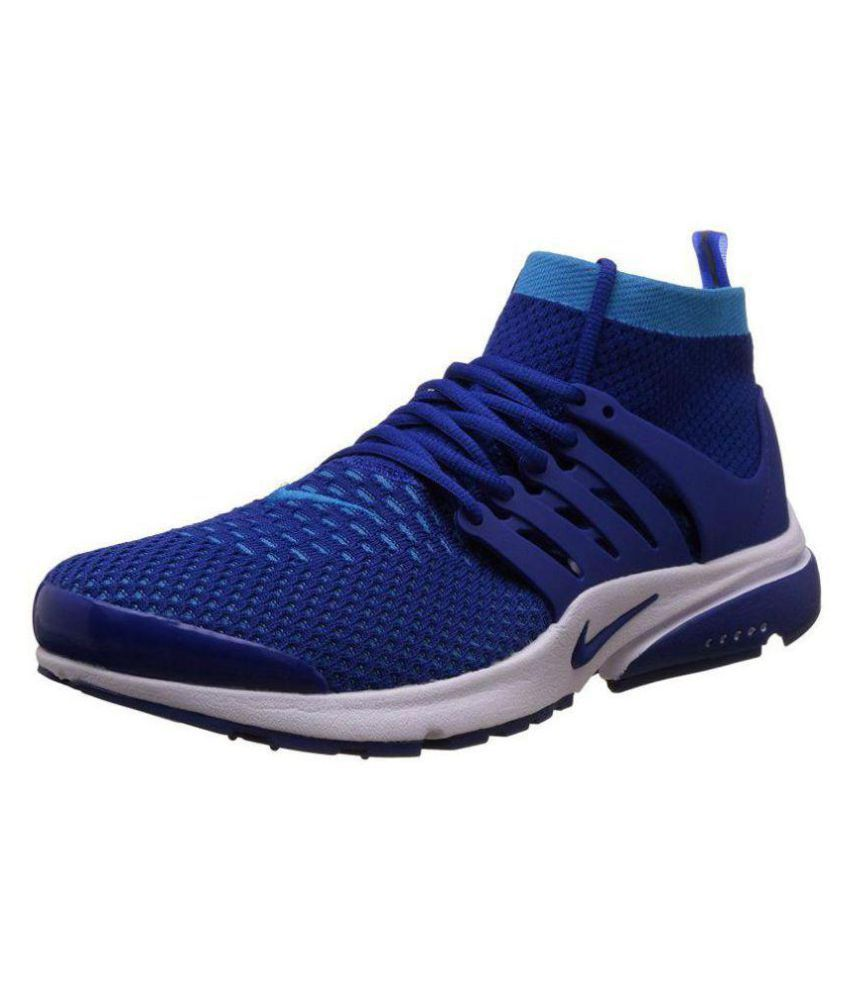 c2f76b5691543 Zoom Air Presto Blue Running Shoes - Buy Zoom Air Presto Blue Running Shoes  Online at Best Prices in India on Snapdeal