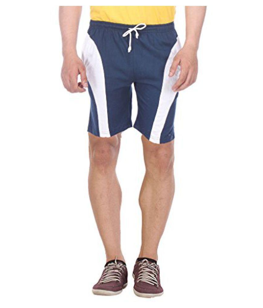 TeesTadka Mens Cotton Shorts