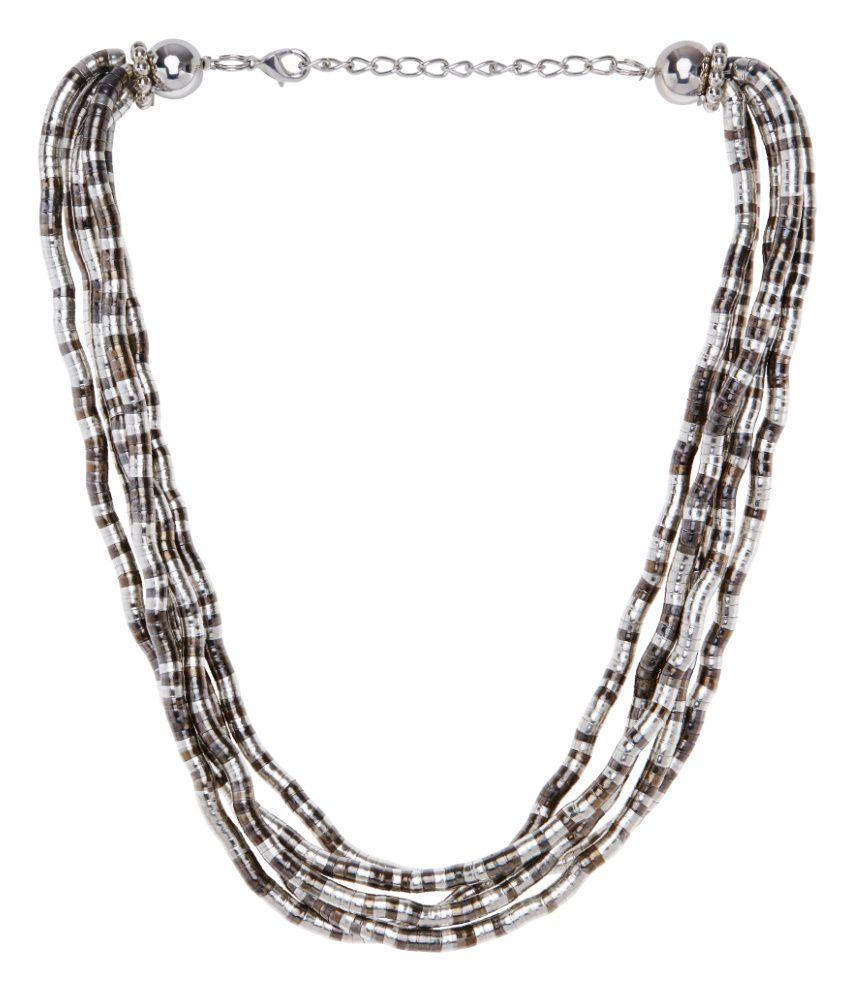 Diana Korr Silver Necklace