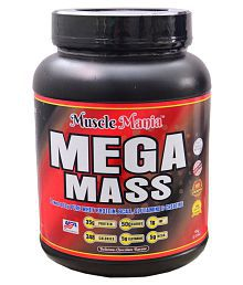 Muscle Mania Mass Gainer 1 GM CHOCOLATE Mass Gainer Powder