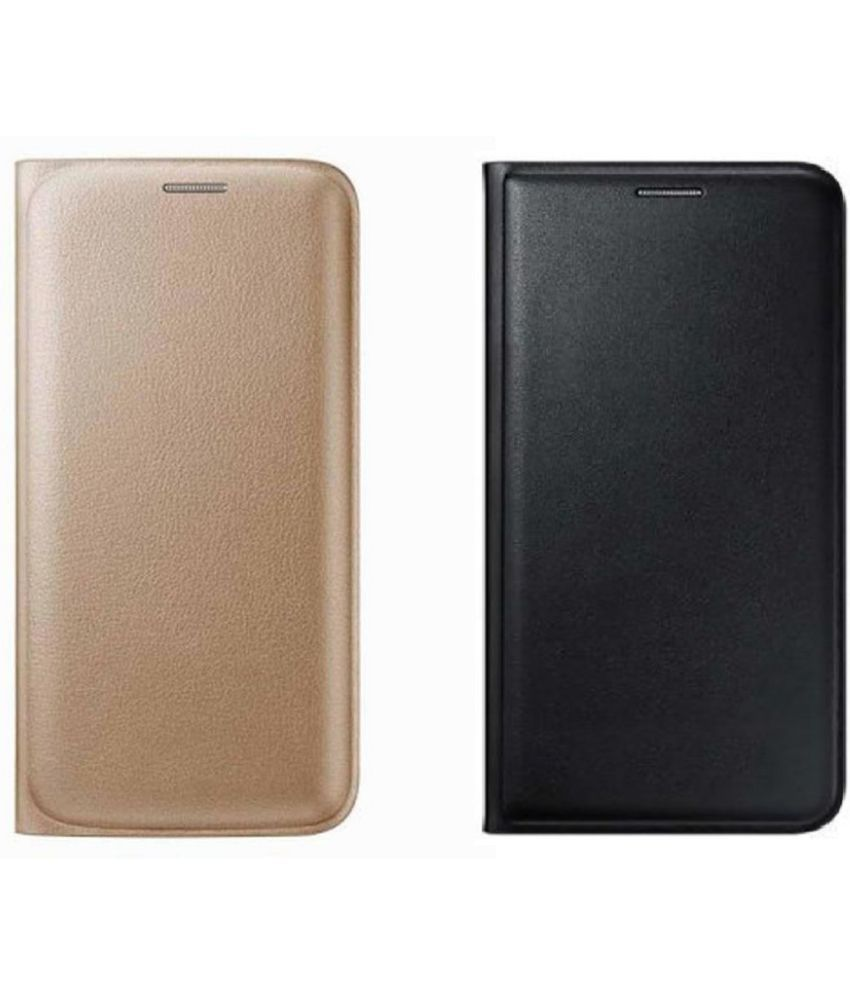 Gionee P5 Mini Flip Cover by G-MOS - Multi