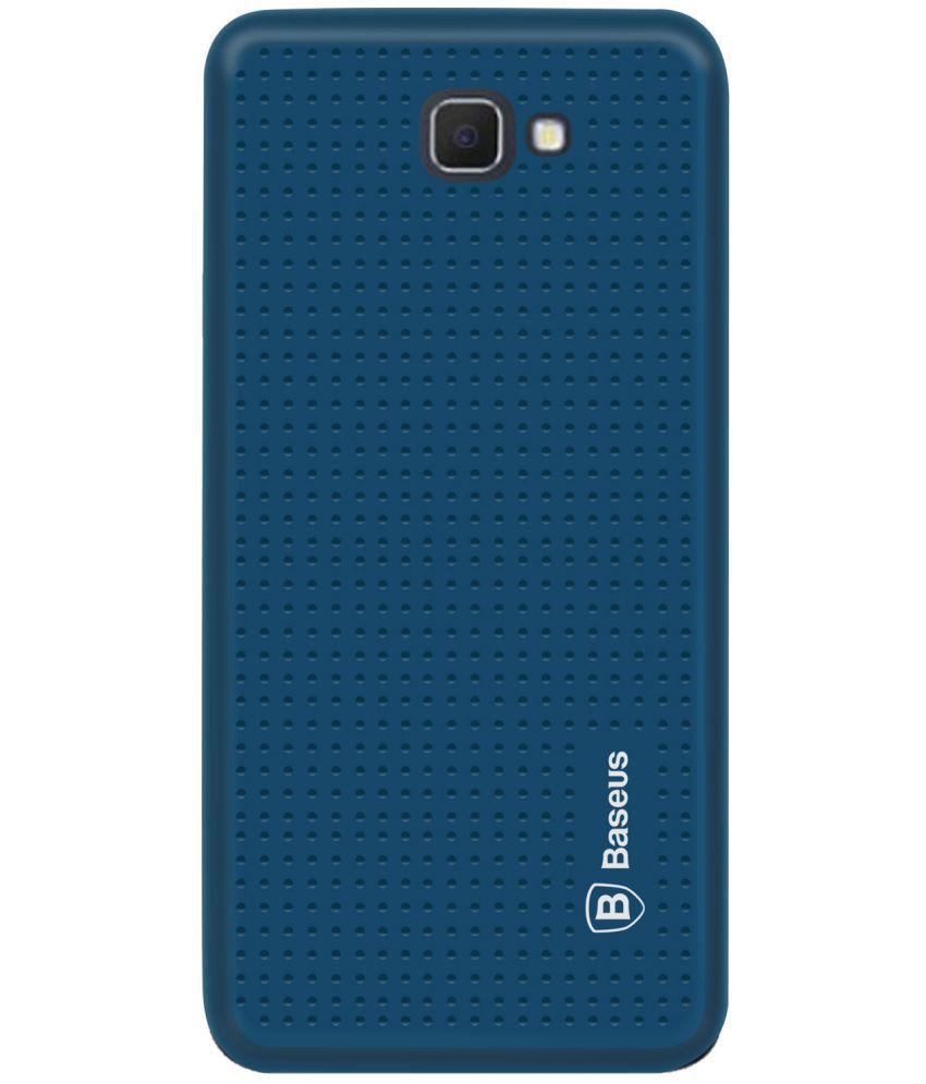 pretty nice 38b23 df367 Samsung Galaxy J5 Prime Soft Silicon Cases Deltakart - Blue