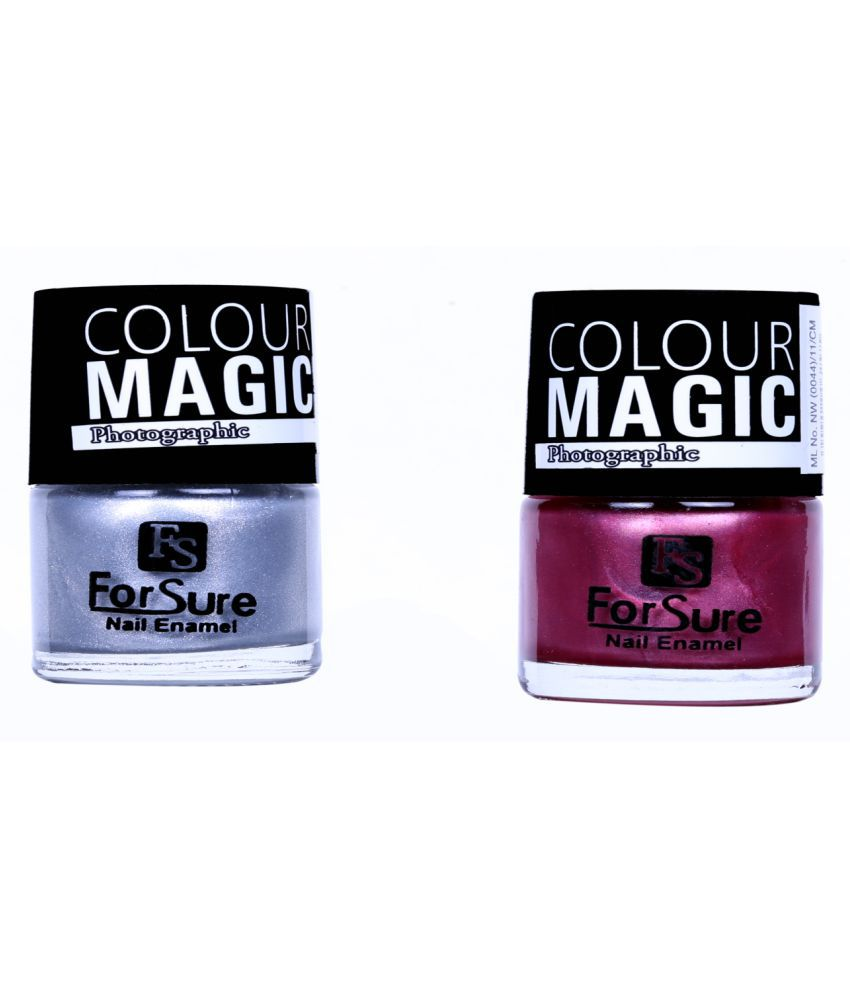 ForSure Nail Polish Multi Color Matte 100 gm