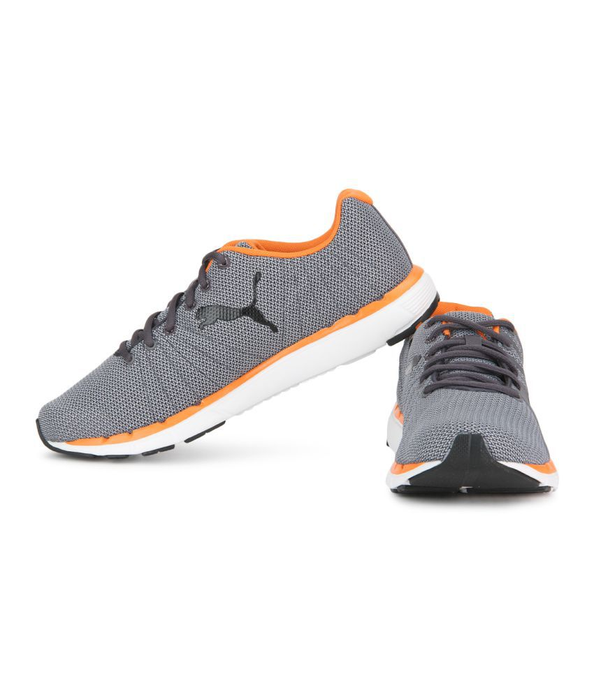 c62aeaff6ae068 Puma BolsterDP Gray Running Shoes - Buy Puma BolsterDP Gray Running ...