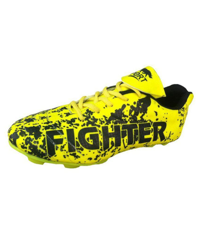 Port Fighter Studds Male Yellow