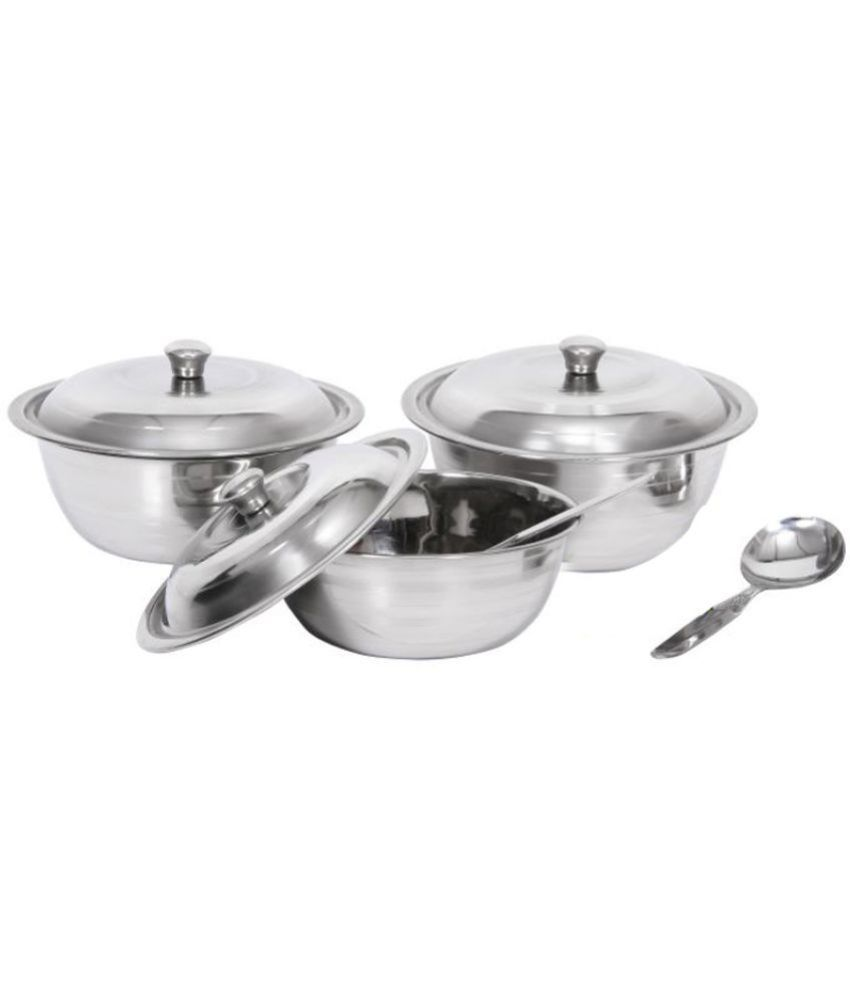 Apricot Steel Food Container Set of 31-40