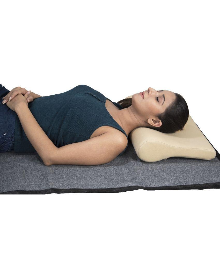Organic Bamboo Mattress Pillow for neck