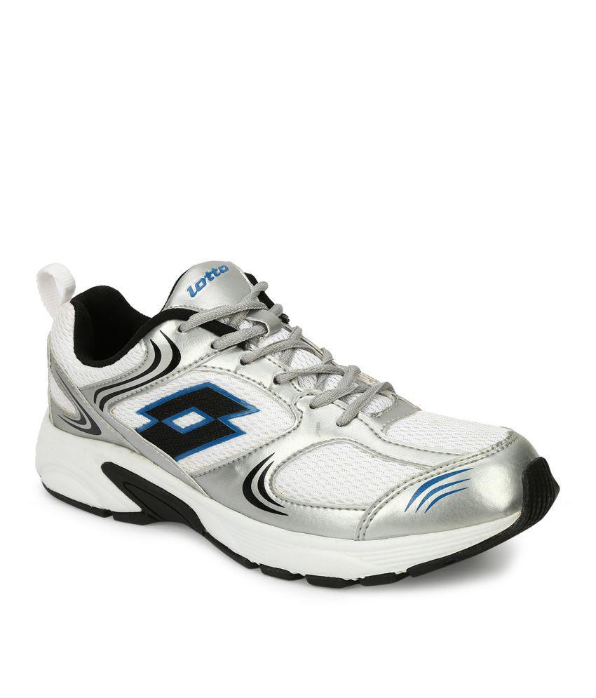 Lotto Speed run White Running Shoes