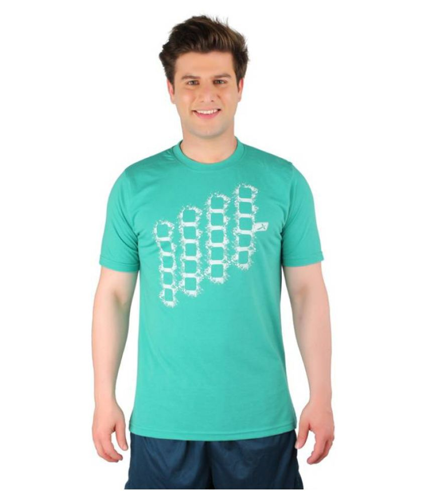 Vector X Green T-Shirt