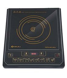 Bajaj Ultra 1400 1400 Watt Induction Cooktop