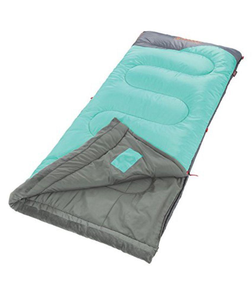 Coleman Comfort-Cloud 40 Sleeping Bag Regular, Green