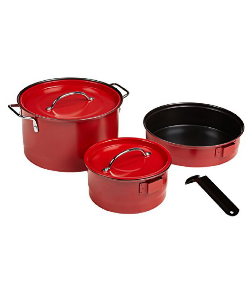 Coleman Family Cookset (Red)