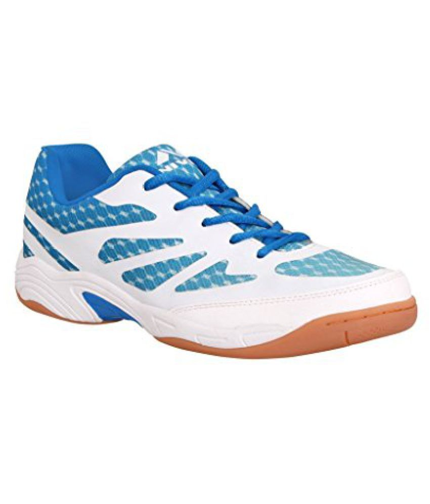 Nivia Verdict WithNew Sole Shoes White/blue