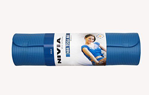 Nivia Yoga Mat - NBR 1 cm