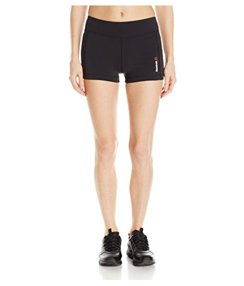 Reebok Womens One Series Hot Shorts