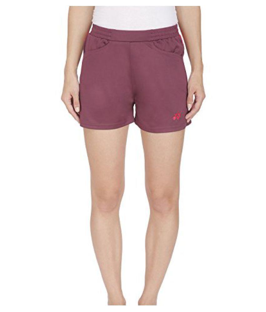Yonex SHL-6-25009-26T16-SR Volume 26 Polyester Badminton Shorts