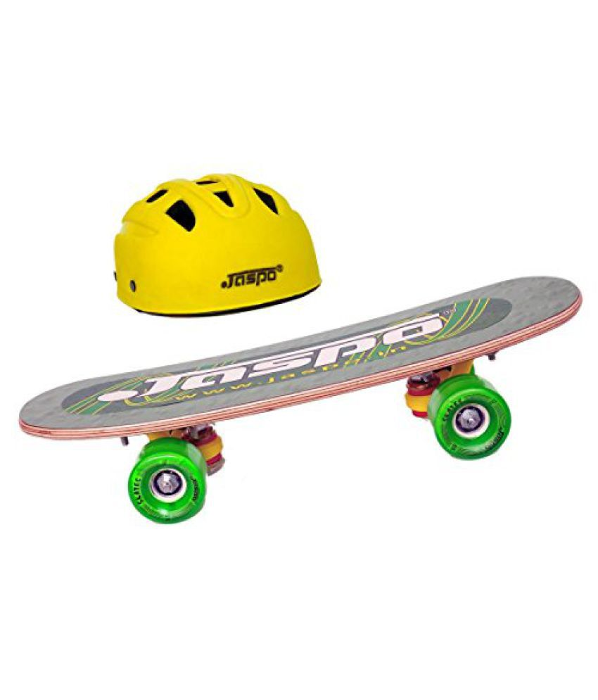 Jaspo Eagle Eye Dual Junior Skateboard Combo (18*5