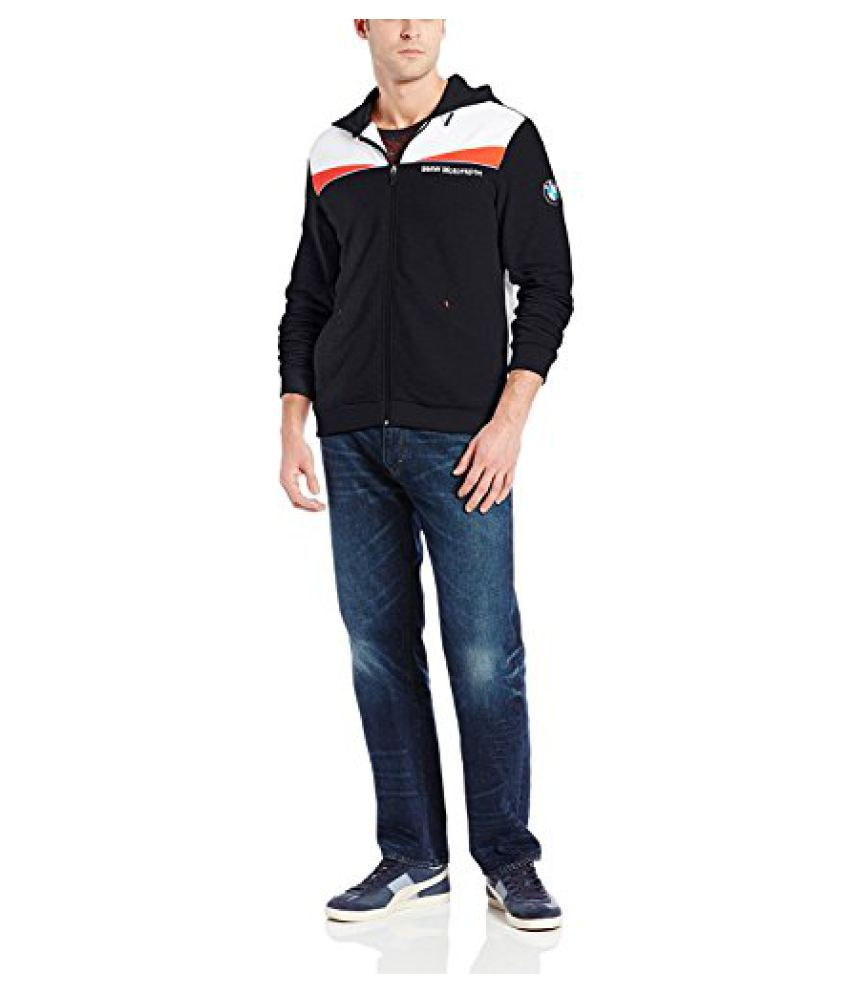 PUMA Men's BMW Sweat Jacket