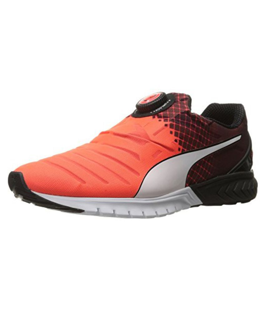 PUMA Men's Ignite Dual Disc Running Shoe