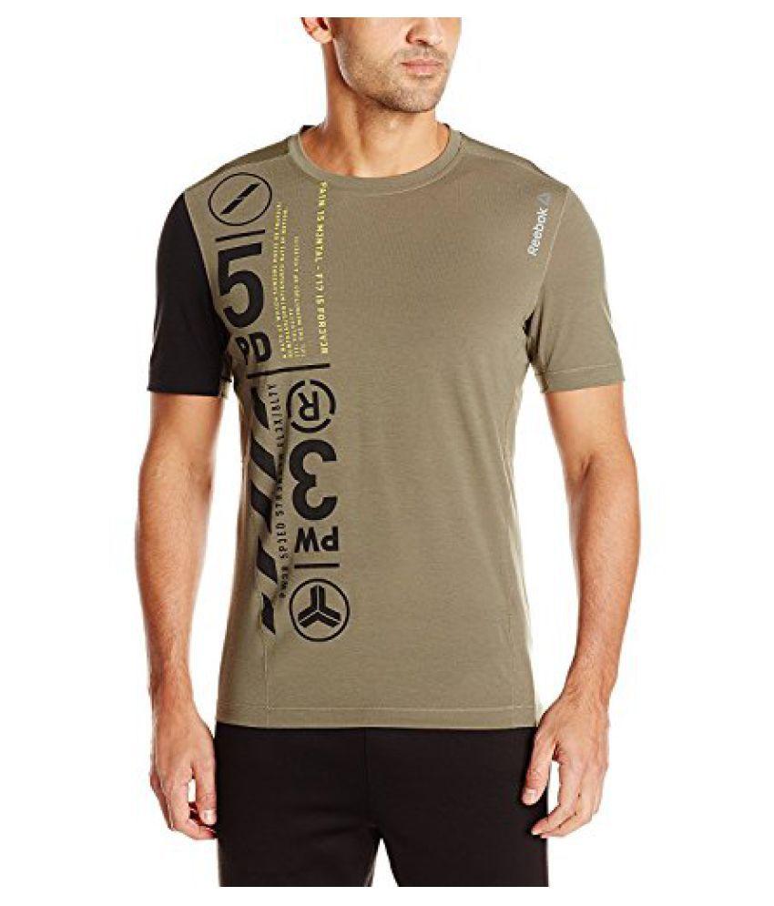 Reebok Men's One Series Breeze Short Sleeve Shirt