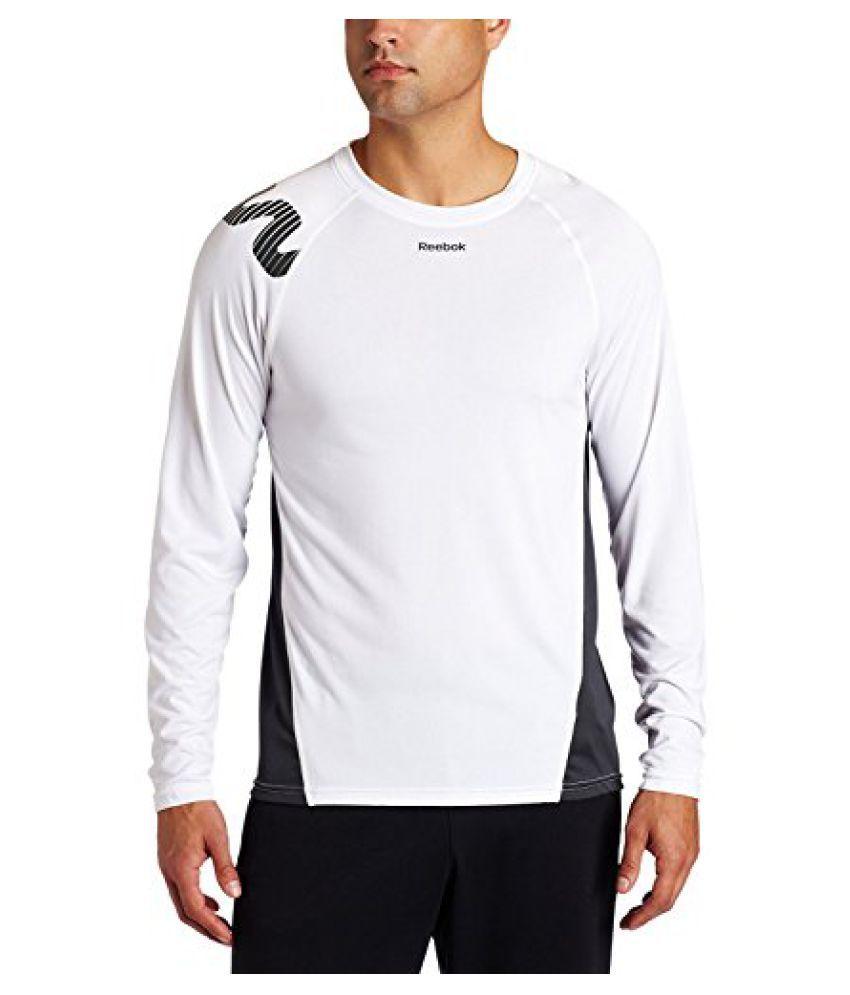 Reebok Men's Zig Loose Long Sleeve Shirt