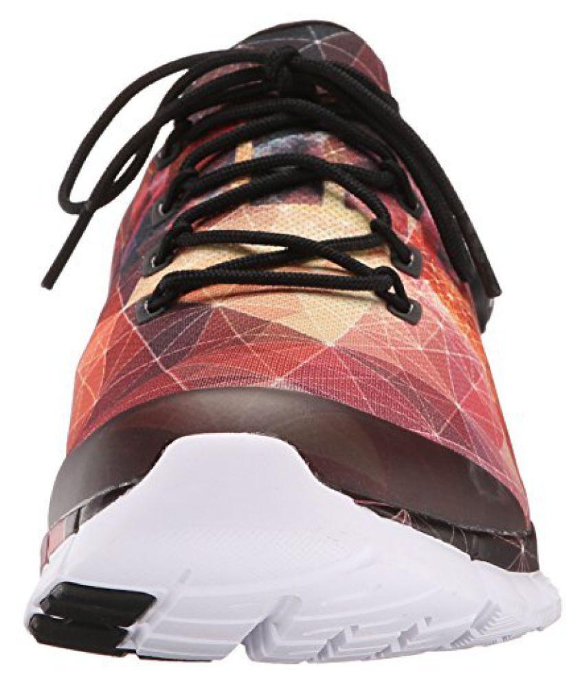... Reebok Men s Zpump Fusion AG Running Shoe Bright Orange Black White 8.5  D ... 1b242795e