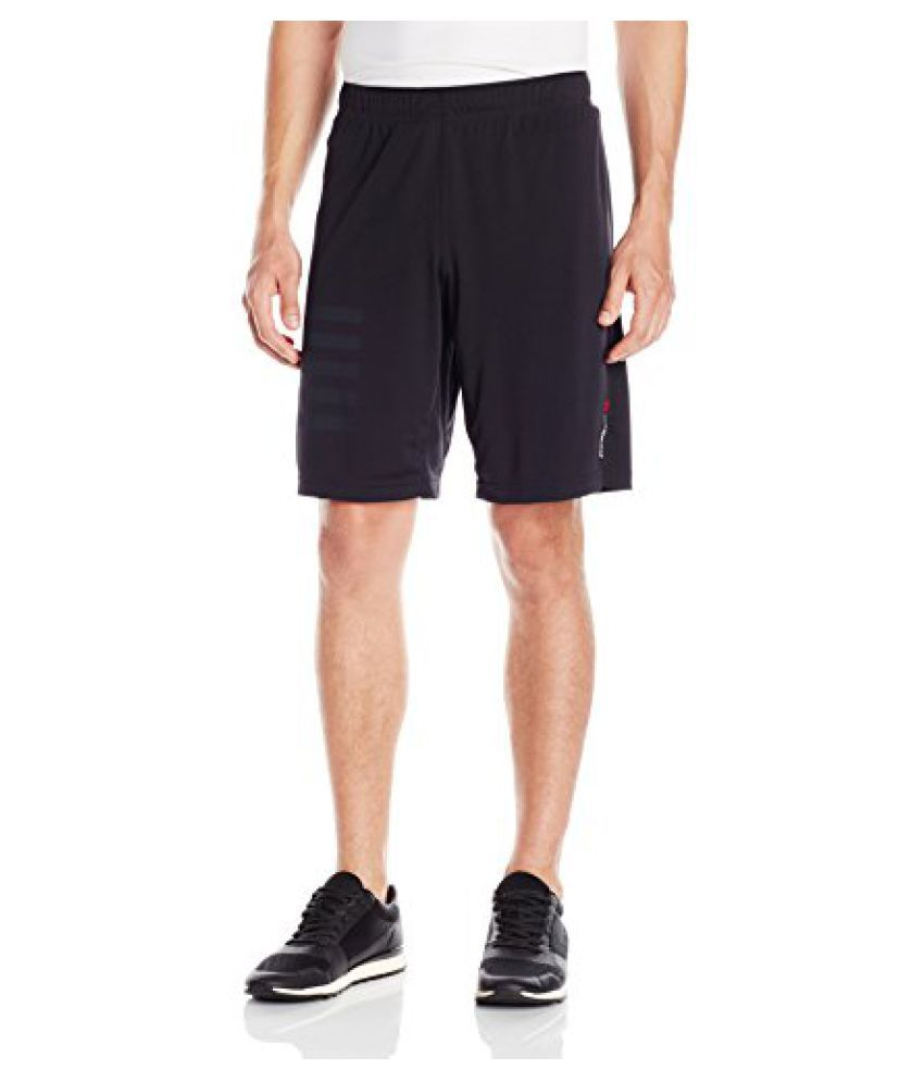 Reebok Mens One Series Antimicrobial Knit Short
