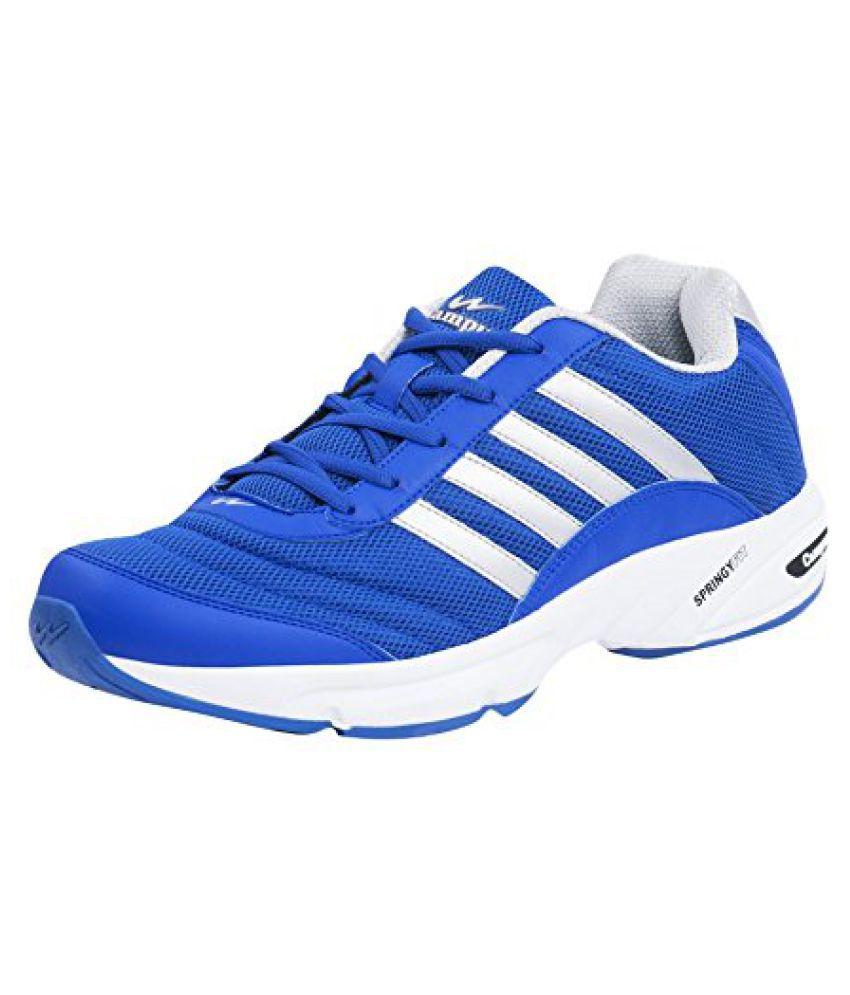 Campus ANTRO-3 Blue Men Sport Shoes