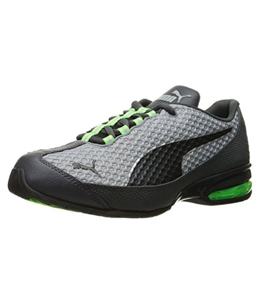 PUMA Men's Reverb Mesh Running Shoe
