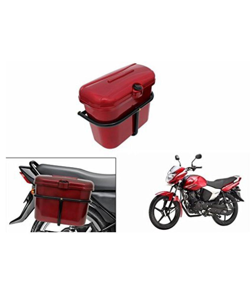 Speedwav Bike SLB-1 Side Luggage Box Red-Yamaha Saluto
