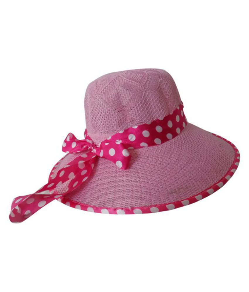 Stonic Womens Floppy Summer Sun Beach Straw Hat  Buy Online at Low ... 9bbc5545c96