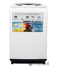 IFB 6.5 Kg TL- RDW Aqua Fully Automatic Top Load Washing Machine - Ivory White