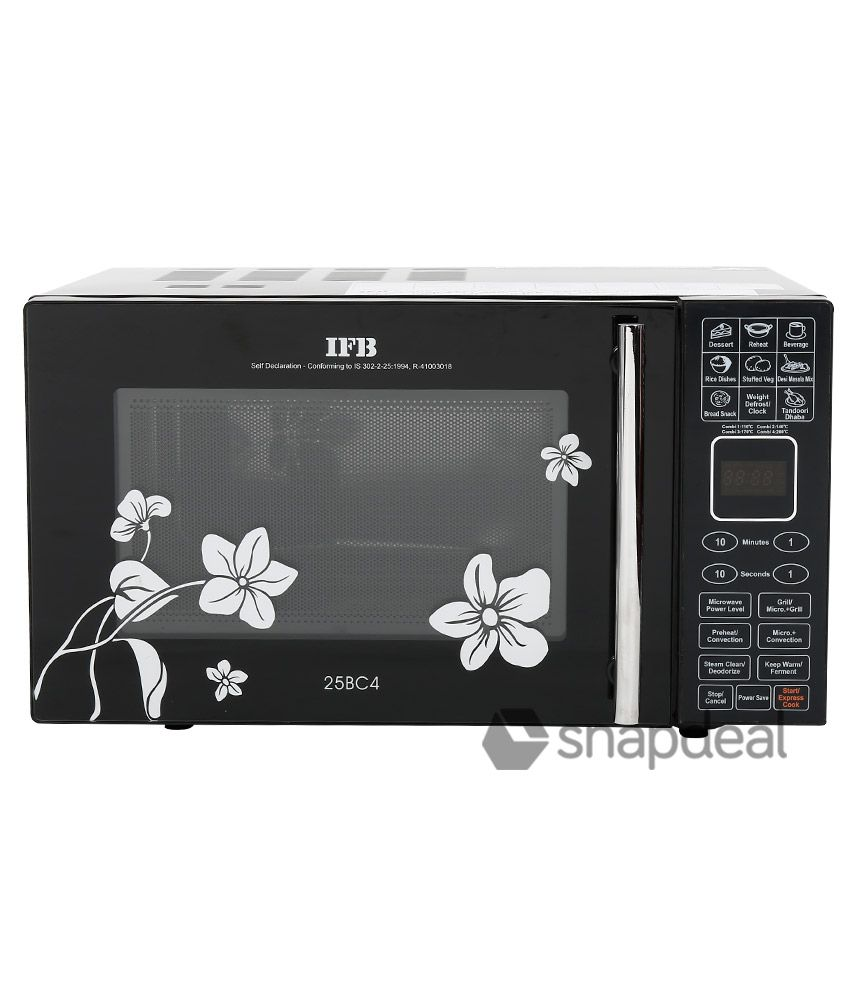 Ifb 25bc4 Convection Microwave Oven 25l Price In India