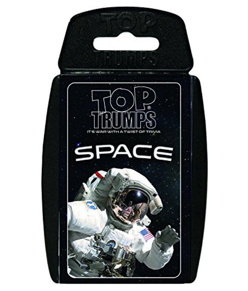 Top Trumps -Space
