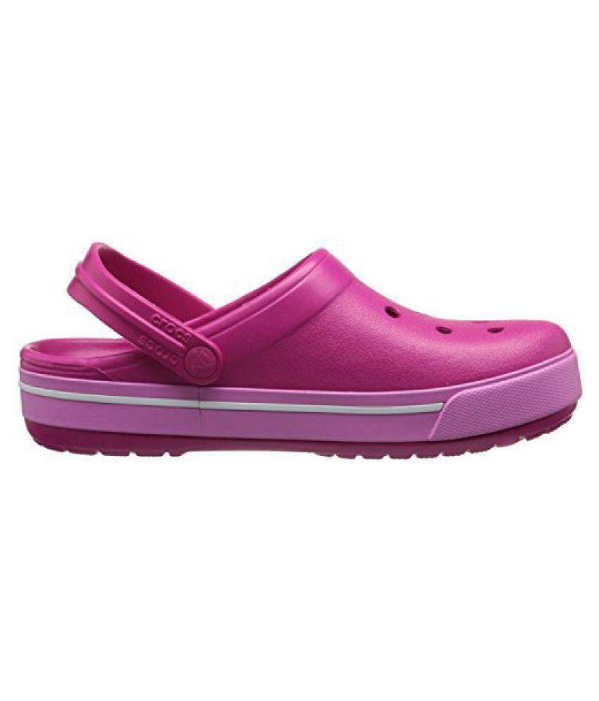 e0c2cb84d9a5f Crocs Unisex Crocband II.5 Clog Rubber Clogs and Mules - Buy ...