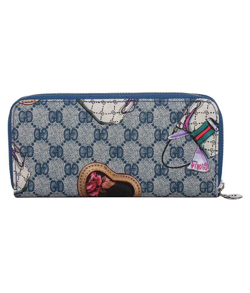 Archies Blue Wallet