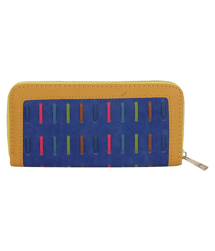 Archies Yellow Wallet