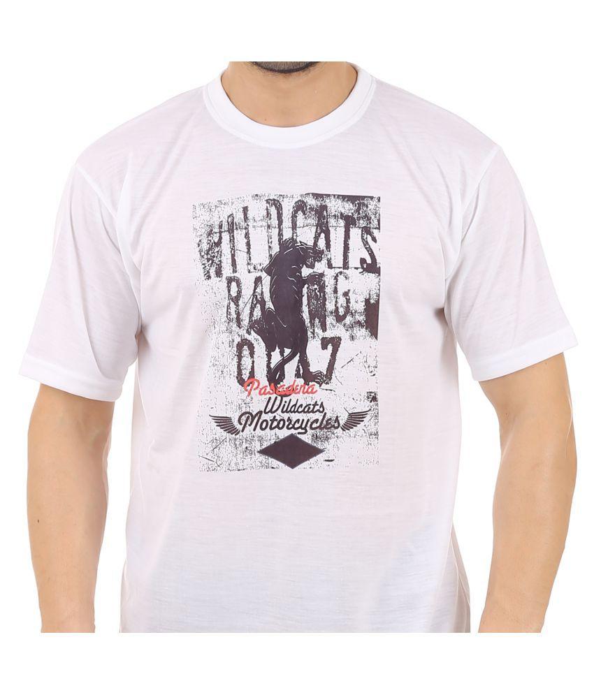 Kaizen Multi Round T-Shirt Pack of 2
