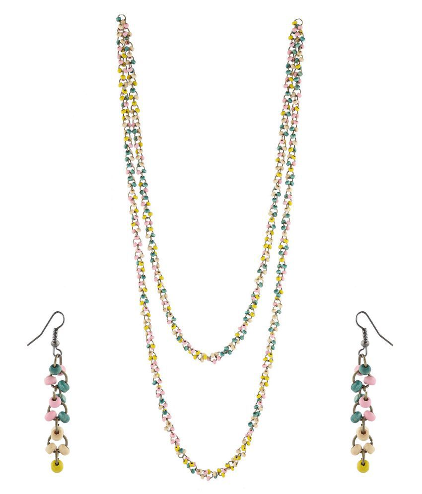 product tami s clear double alternate cl do clr layer francesca necklace