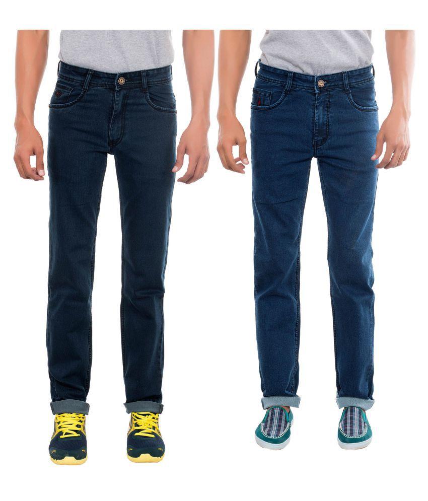 Rivex Multi Straight Jeans