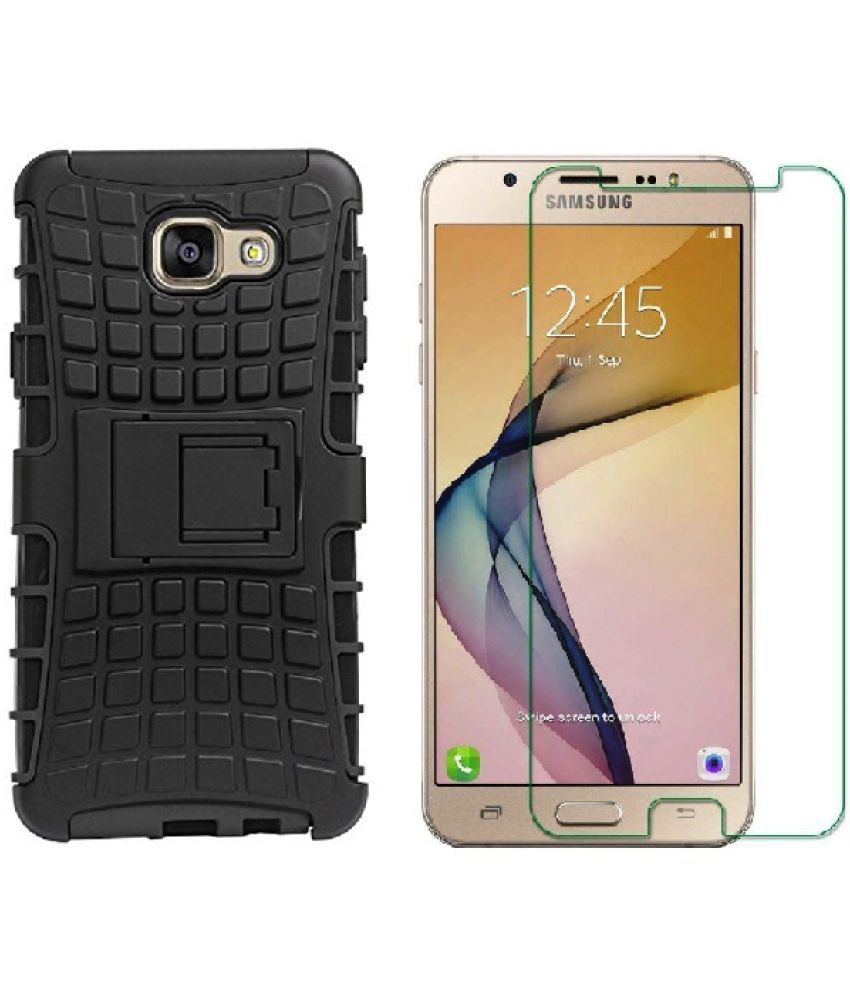 new product e4feb ab119 Samsung Galaxy J7 Max Cover Combo by Colorcase