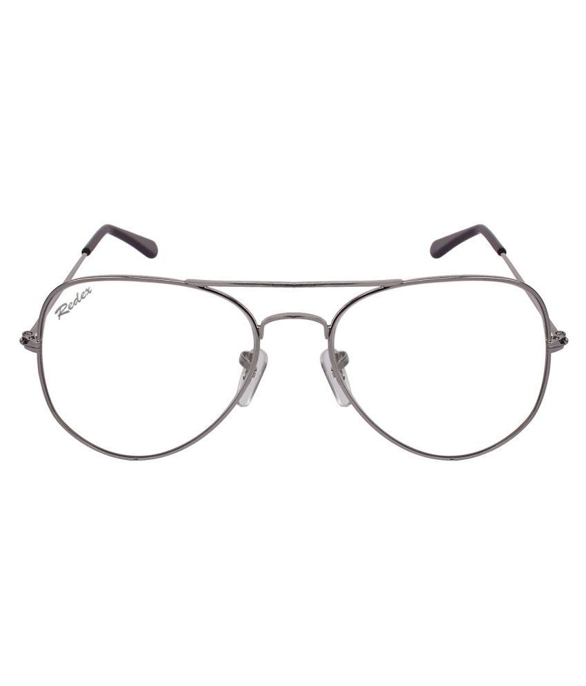 Redex Aviator Spectacle Frame 214 - Buy Redex Aviator Spectacle ...
