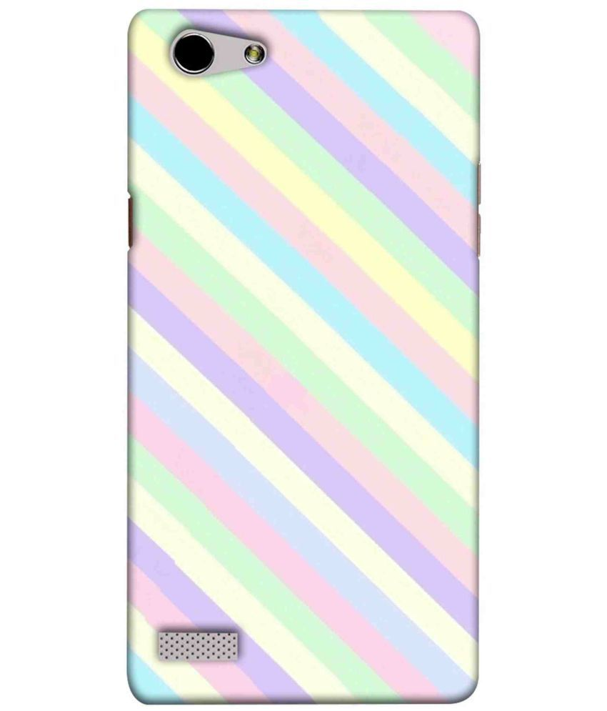 Oppo Neo 7 Printed Cover By Lattoo