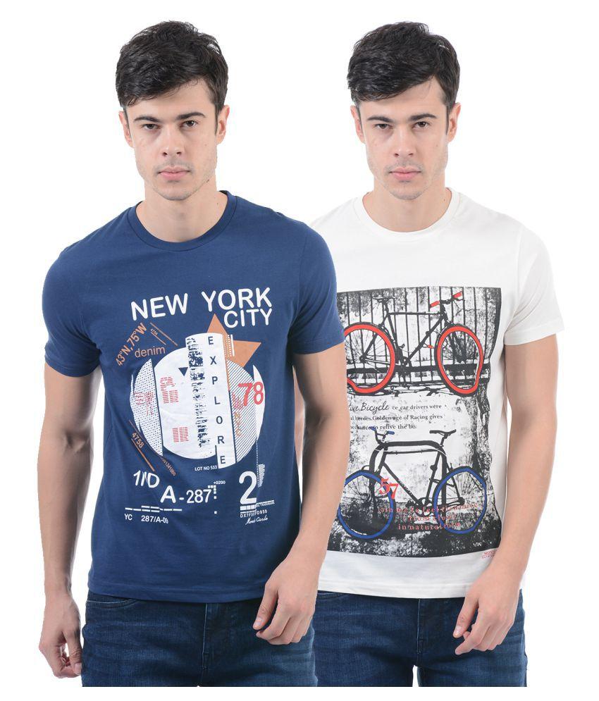 Monte Carlo Multi Round T-Shirt