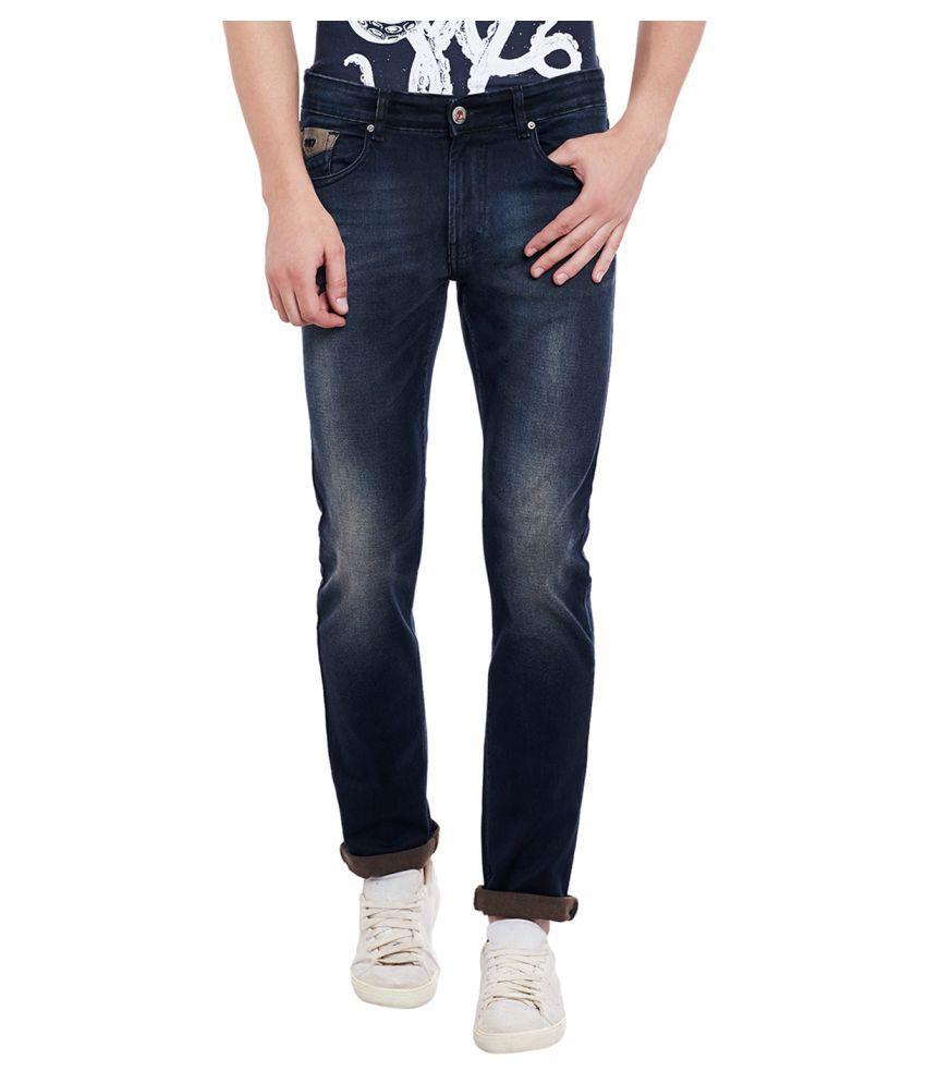 Numero Uno Blue Skinny Jeans