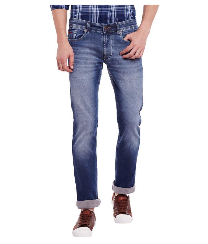 Numero Uno Blue Slim Jeans