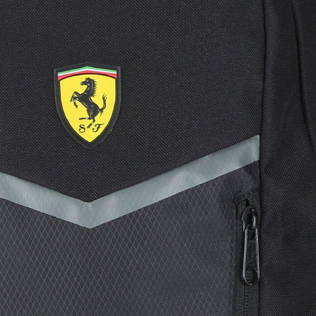 d25ae1fc28da Puma Black Ferrari Fanwear Backpack - Buy Puma Black Ferrari Fanwear ...